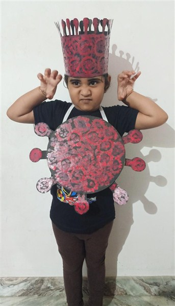 Children's Day Competitions 2020 - Fancy Dress (2)