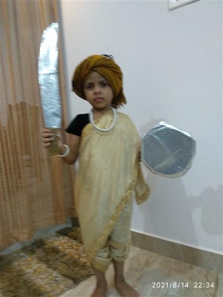 Hamna Fathima LKG B