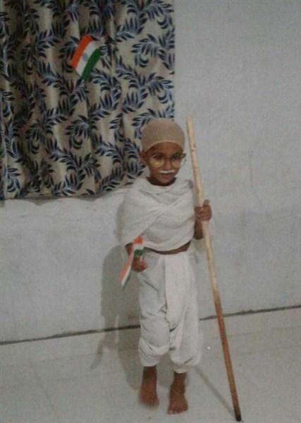 Muhammed Razan P Shanavas LKG B