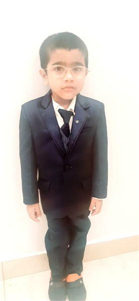 Muhammed Zayan LKG A