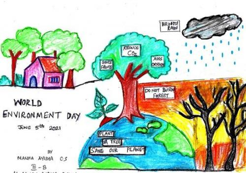 Manha-Ayisha-environment-day